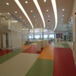 Olimpiyat Kompleksi / Türkmenistan-Polimeks - TX Surface Pvc Zemin Kaplama