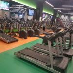 Arena Park Macfit/ İkitelli-Ege Mimarlık - Omnisport Pvc Zemin Kaplama