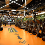 Nişantaşı City's AVM Fitness / Nişantaşı-City's Nişantaşı - Recreation 60 Pvc Zemin Kaplama