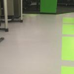 TEB Genel Müdürlük Fitness / Ümraniye -TX Surface Pvc Zemin Kaplama